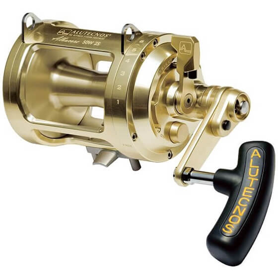 Picture of Çıkrık - Albacore Reel 80W 2S TWO Speed
