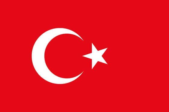 Türk Bayrakları Görseli