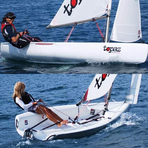 Yelkenli Tekne - Topaz Uno Plus Görseli