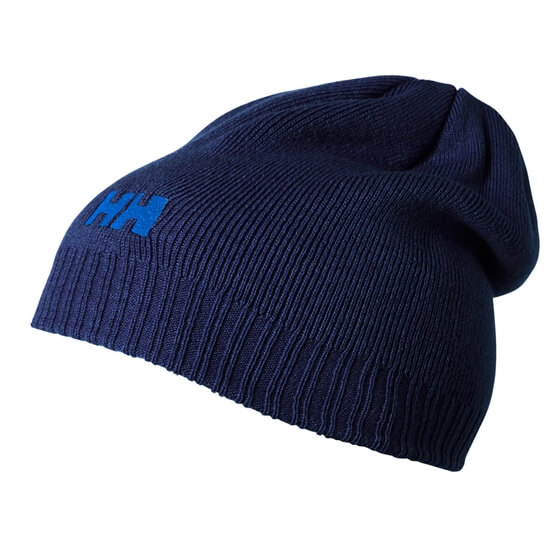 Picture of Bere - Unisex - Brand Beanie -  Evening Blue
