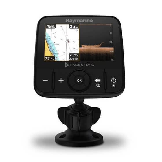 Picture of Chartplotter / FISHFINDER - Dragonfly - 5 Pro
