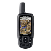 Picture of Gpsmap 62SC - Worldwide