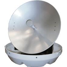 DVB SAT TV Anten - MARS 4 - 600mm(24'') - 4 Dekoder Çıkışlı - AUTO SKEW Görseli