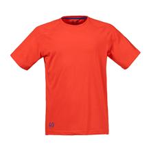 Picture of T-Shirt - Erkek - Evolution Logo - Fire Orange