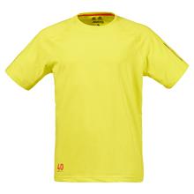 Picture of T-Shirt - Erkek - Evolution Logo - Sulphur