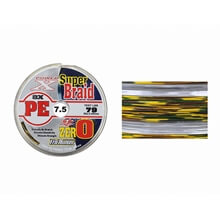 Misina - BRAID LINE 8-ZERO 12.3.0 44lb salt water 0,36mm - 100m
