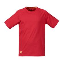 Picture of T-Shirt - Erkek - Evolution Logo - True Red