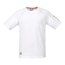 Picture of T-Shirt - Erkek - Evolution Logo - White