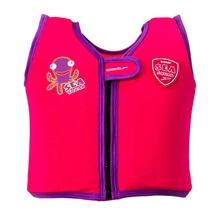 Deniz Yeleği - Sea Squad Float Vest - Pink/Purple - 1/2 Yaş