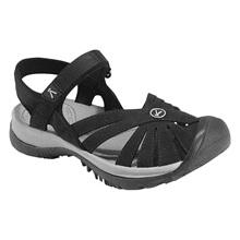 Sandalet - Rose Sandal - Kadın - Black/Neutral Gray
