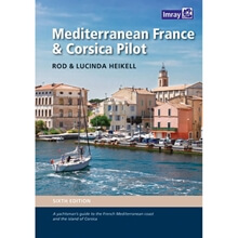 Kitap - MEDITERRANEAN France and CORSICA Waters PILOT
