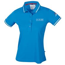 Picture of Polo T-shirt - X 40 Speed Promo Polo - Kadın - Ocean Blue