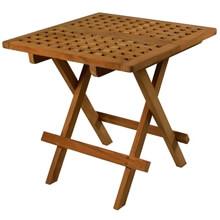 Masa - Katlanır - Tik