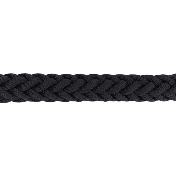 Halat - Lupp Round - Siyah Görseli