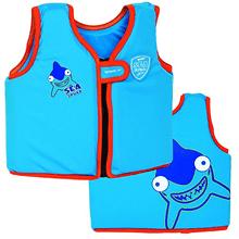 Sea Squad Float Vest - Blue/Orange - 1/2
