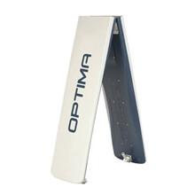 Pasarella - OPTIMA - Katlanır - Beyaz/Lacivert - 220x35 cm