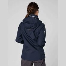 Ceket - Kadın - Crew Hooded - Navy Görseli