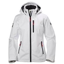 Ceket - Kadın - Crew Hooded - WHITE
