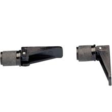 Tahliye Tıpası - Genleşen 22mm Siyah