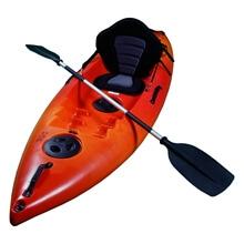 Kano - ICE- Sit-on - 1 kişi - 260 cm - Kırmızı/Turuncu (Kürek ve Oturak Dahil)