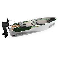 SWIFT Tender - MK Dümen Sistemi - Yeşil