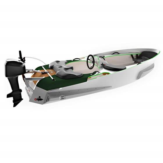 Picture of SWIFT Tender - MK Dümen Sistemi - Yeşil