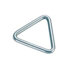 Üçgen Halka - Krom - 4mm