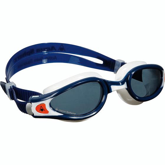 Yüzücü Gözlügü - Kaimen Exo - Lacivert/Beyaz/Siyah Cam Görseli