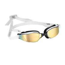 Yüzücü Gözlügü - Xceed Titanium Lens - Beyaz/Siyah Çerçeve