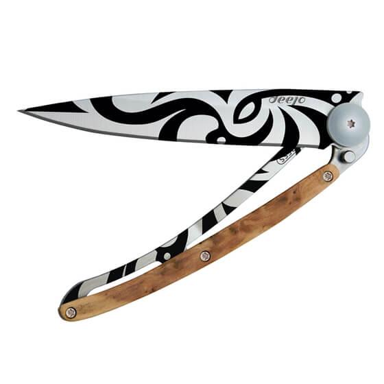 Çakı - Tattoo Tribal Motifli - 37gr Görseli