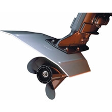 Motor Kanadı - Alüminyum - Whale Tail XL
