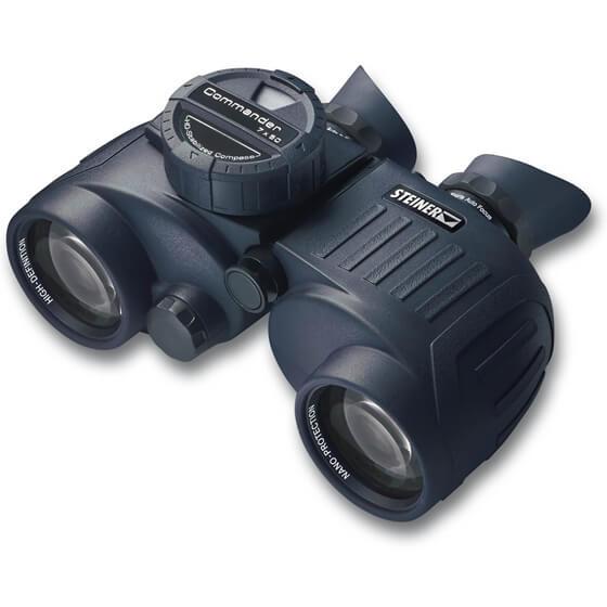 Dürbün - Commander - 7x50c - Pusulalı Görseli