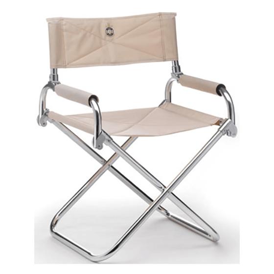 Picture of Katlanır Sandalye - Güverte Için - Krem Rengi