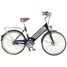 Bisiklet - Elektrikli - CLASSICA - Siyah