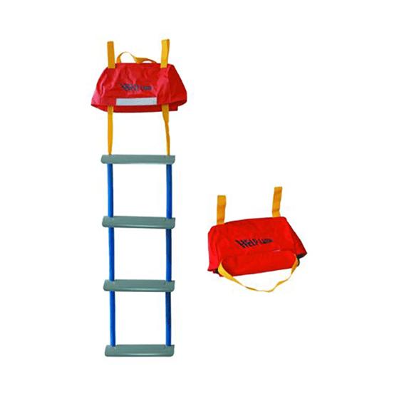 Acil Durum Merdiveni-5 Basamak-Çanta Dahil-134cm Görseli