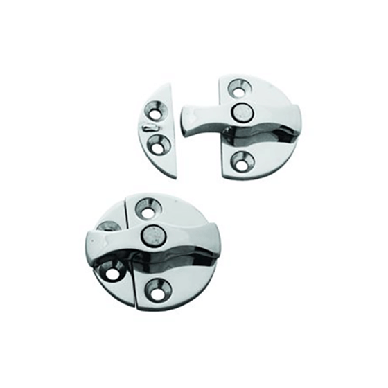 Kilit-Paslanmaz Çelik-Kapı/Kabin Için-Çevirmeli-45mm Görseli