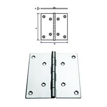 Menteşe-Paslanmaz Çelik-100x100mm