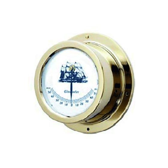 Klinometre(Eğim Ölçer)-Pirinç-150mm Görseli