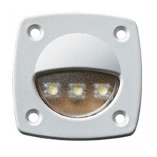 Merdiven Lambası- 12V - Beyaz - Led - Oval