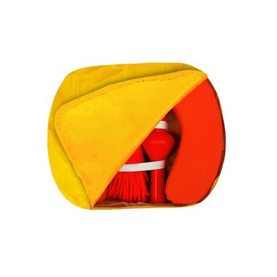 At Nalı-Set-Turuncu(Kılıf+Işık+30m Yüzer Halat) Görseli