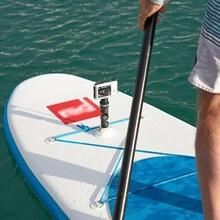 Çabuk Montaj Aparatı - QuikPort - Beyaz - Yapıştırıcı Dahil Görseli