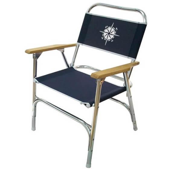 Katlanır Sandalye - Standart - Lacivert Görseli