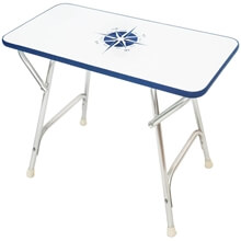 Picture of Folding Deck Table - 80 x 40 x 51 cm