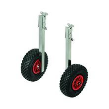 Bot Taşıma Tekerleği-Paslanmaz Çelik-130Kg Taşıma Kapasitesi