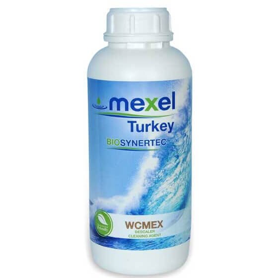 Tuvalet Kireç Giderici  - WCMEX - 1 lt Görseli