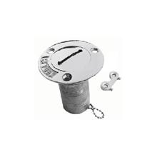 Dolum Ağzı - Yakıt - Paslanmaz Çelik - 50mm
