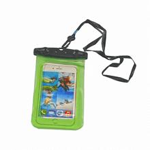 Telefon Kılıfı - Su Geçirmez - 17,5 x 10,5cm - Yeşil