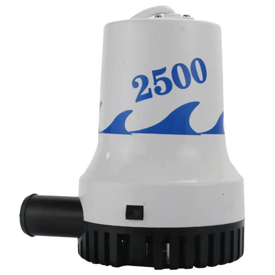 Sintine Pompası - 12V - 2500Gph Görseli