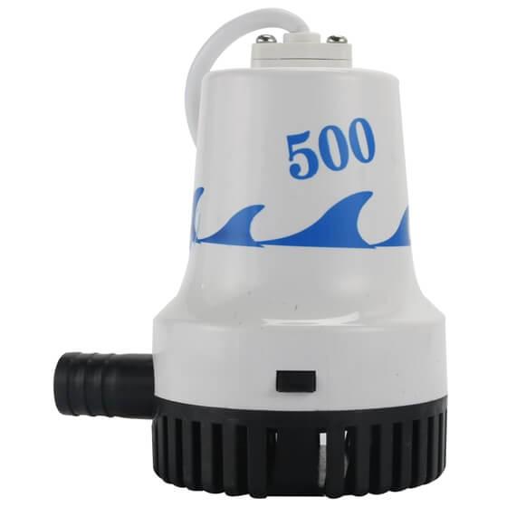 Sintine Pompası - 500Gph - 24v Görseli