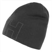 Picture of Bere - UNISEX - OUTLINE BEANIE - Black